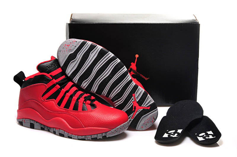 2015 Air Jordan 10 GS Bulls Over Broadway
