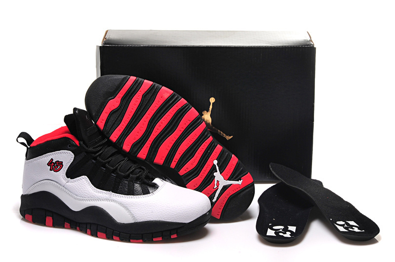 2015 Air Jordan 10 GS Double Nicke