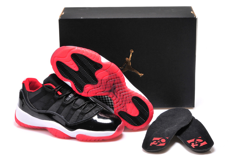 2015 Air Jordan 11 GS Low Bred