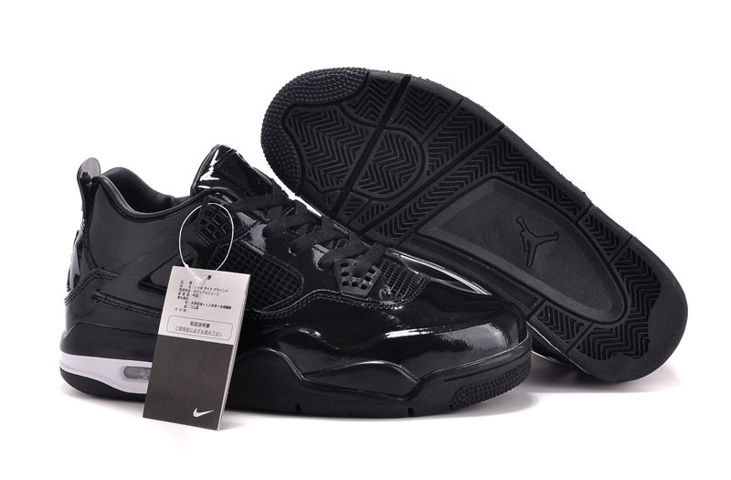 2015 Air Jordan 11Lab4 Black Patent Leather