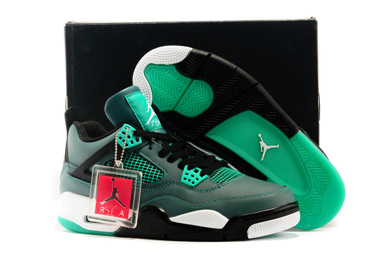 2015 Air Jordan 4 Retro 30th Anniversary Teal