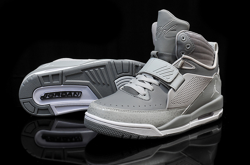 Cheap 2015 Real Jordan Flight 97 All Grey