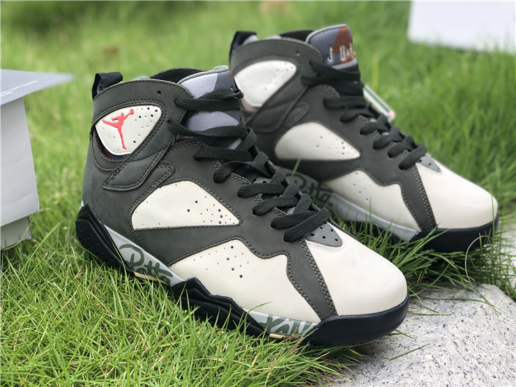 2019 Air Jordan 7 Retro Patta Icicle
