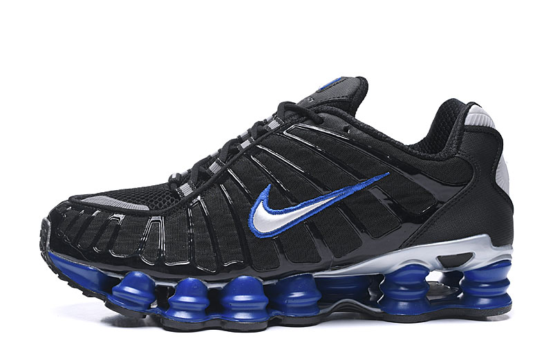 Nike Shox TL Black Blue