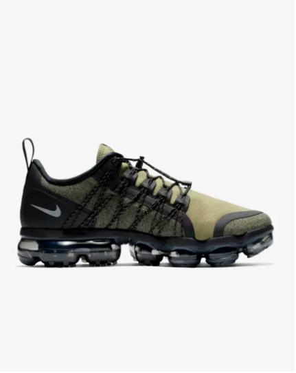 Real Nike Air VaporMax Run UTLTY 2019 Army Green Black