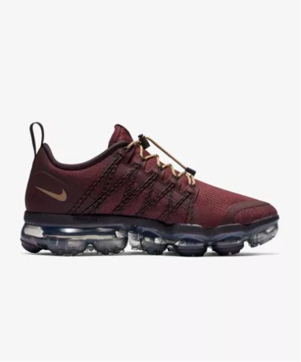 Real Nike Air VaporMax Run UTLTY 2019 Wine Red Black