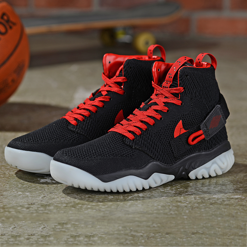 2019 Jordan Apex-React Black Red White