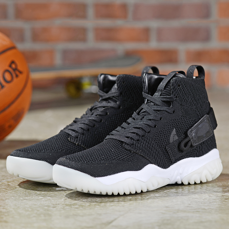 2019 Jordan Apex-React Black White
