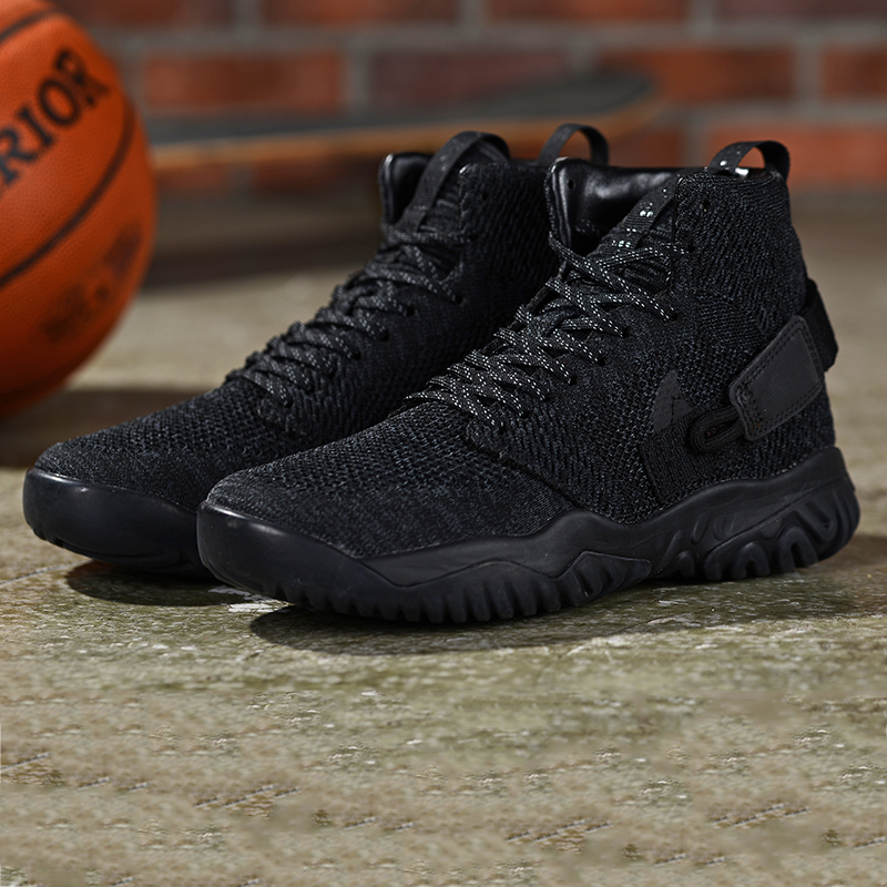2019 Jordan Apex-React Cool Black Shoes