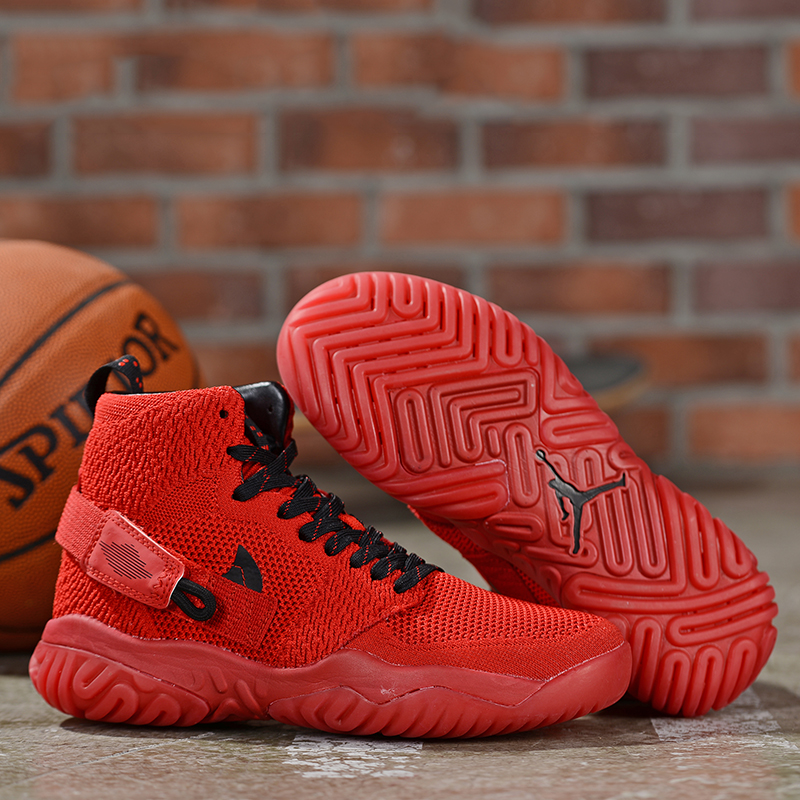 2019 Jordan Apex-React Red Black
