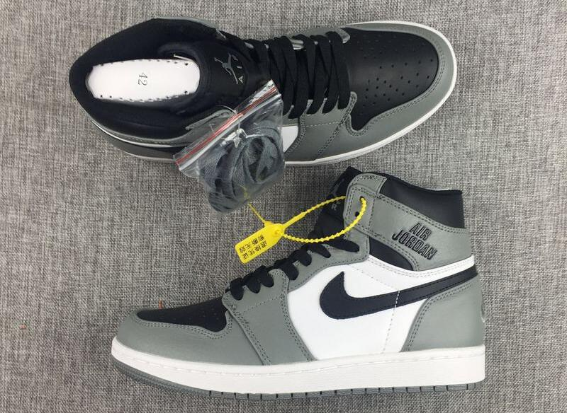 Air Jordan 1 Retro High Rare Air Cool Grey