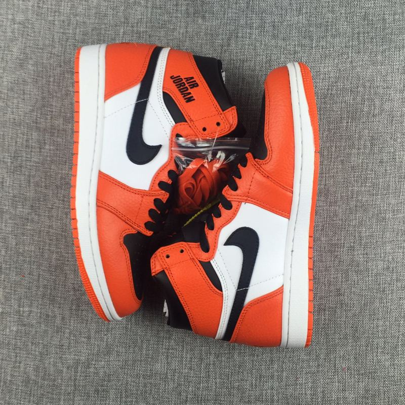 Air Jordan 1 Retro High Rare Air Max Orange