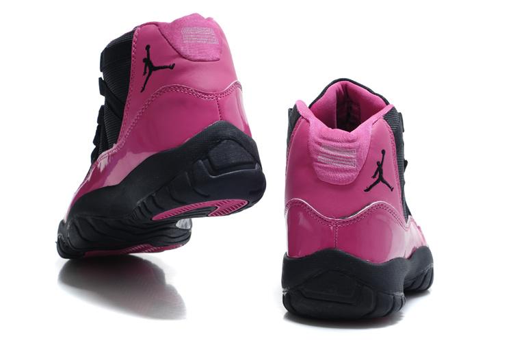 size 40 4bf67 43d83 Authentic Jordan 11 Black Pink For Women