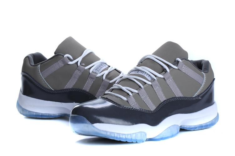 ceea821318753f New Air Jordan Retro 11 Low Cool Grey Shoes
