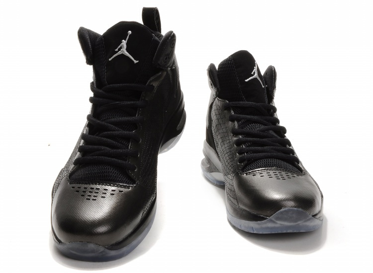 Handsome Jordan 23 Fly Spiderman Black