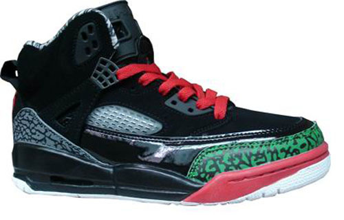 Real Air Jordan Shoes 3.5 Black Red