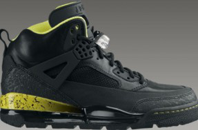 Real Air Jordan Shoes 3.5 Black