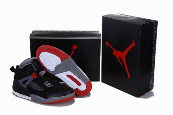 New Arrival Jordan 3.5 Reissue Black Grey White Red Shoes