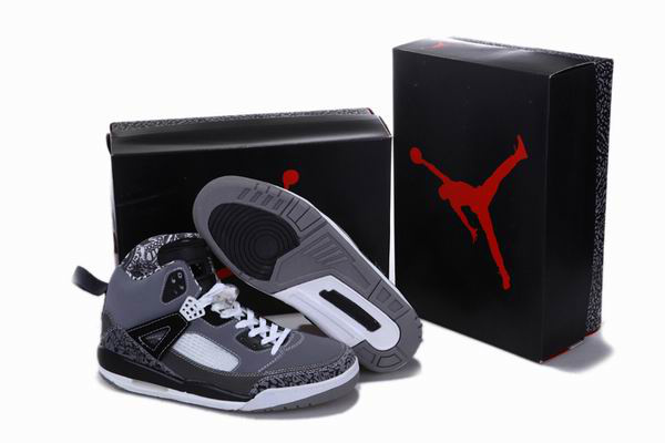 New Arrival Jordan 3.5 Reissue Grey Black White Shoes
