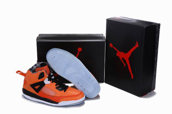 New Arrival Jordan 3.5 Reissue Orange White Black Shoes
