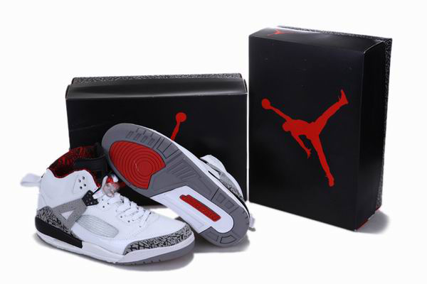 New Arrival Jordan 3.5 Reissue White Black Grey Cement Shoes