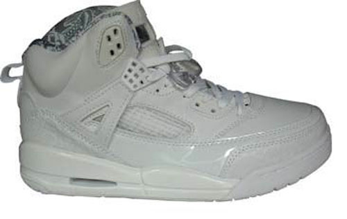 Special Jordan Shoes 3.5 White