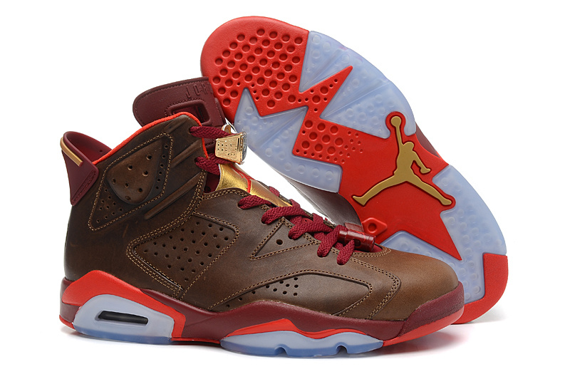 Air Jordan 6 VI Retro Championship Cigar Sale