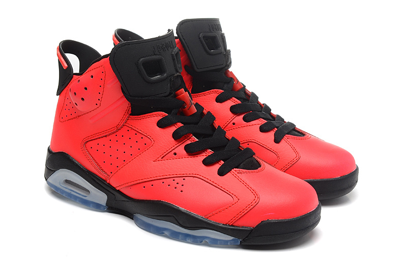 Air Jordan 6 VI Retro Infrared 23 Black Infrared 23 Cheap