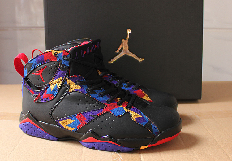 Air Jordan 7 Nothing But Net Black Sweater