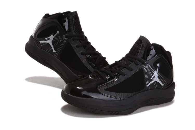 Jordan Aero Flight All Black
