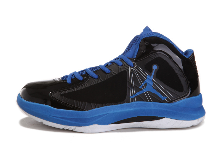 Jordan Aero Flight Black Blue White