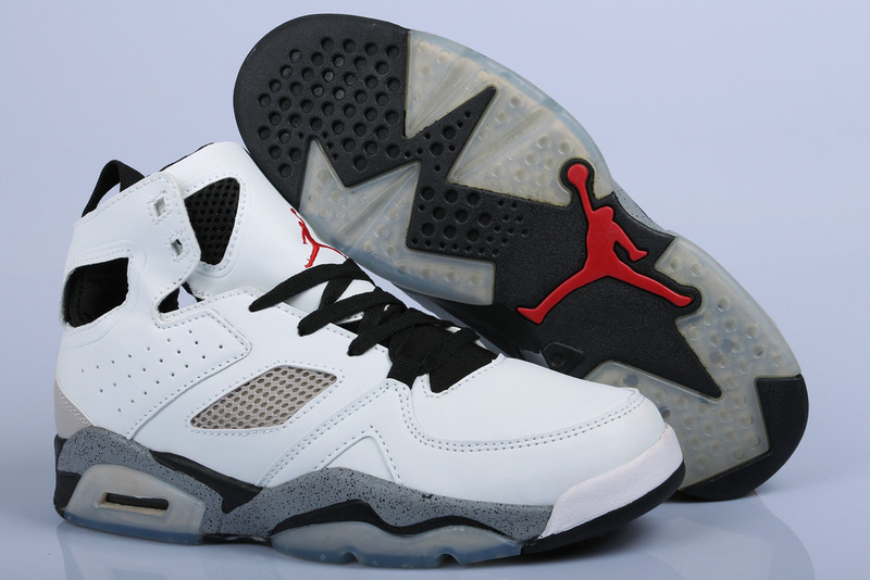 2013 Jordan Fltclb '911 White Black Grey Shoes