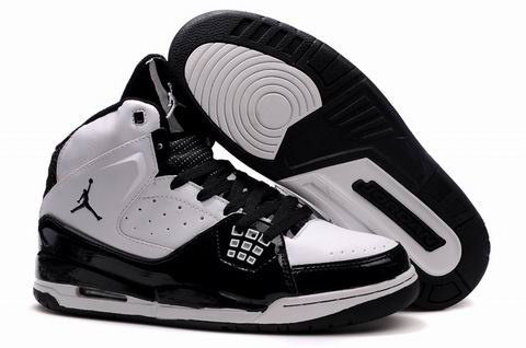 Authentic Jordan Jumpman Shoes Black White