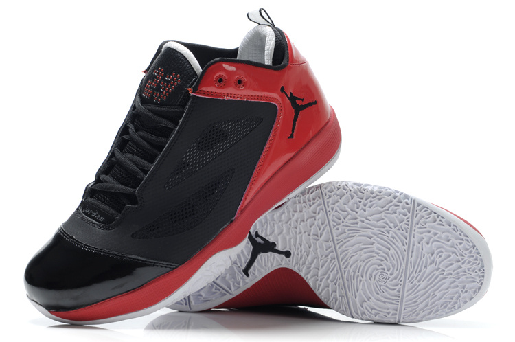Air Jordan Quick Fuse Black Red