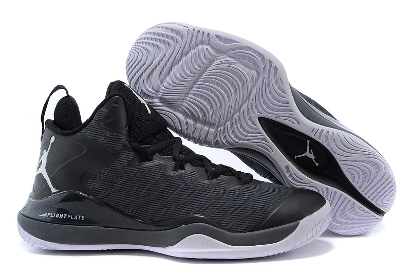 2015 Jordan Super.Fly 3 X All Black