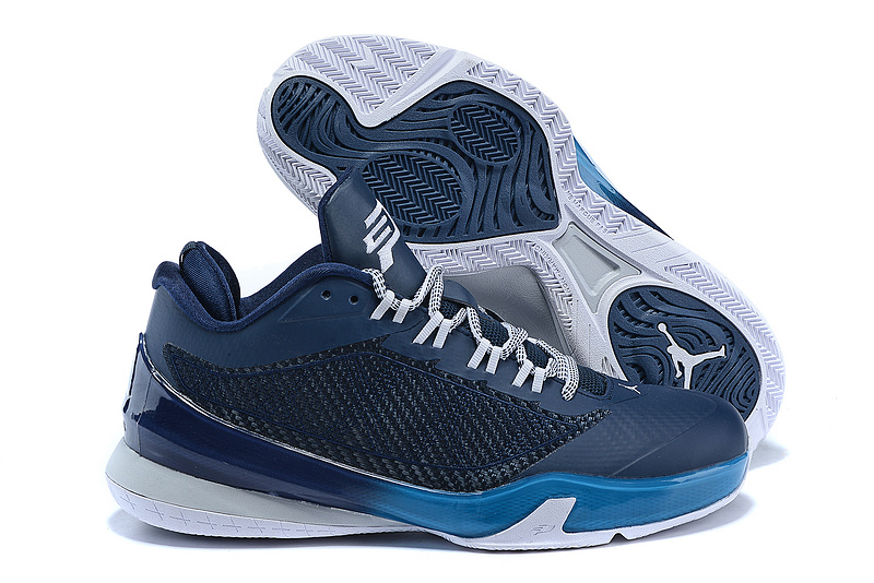 2015 Blue White Jordan Flight Original 2 Shoes