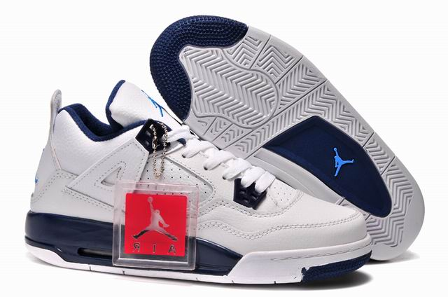 Cheap Girls Air Jordan 4 Columbia 2015