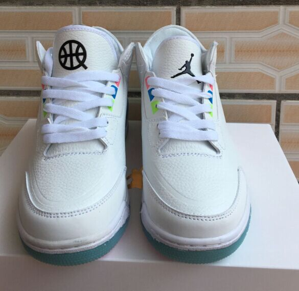 Air Jordan Shoes 3 Seven Colors For Sale