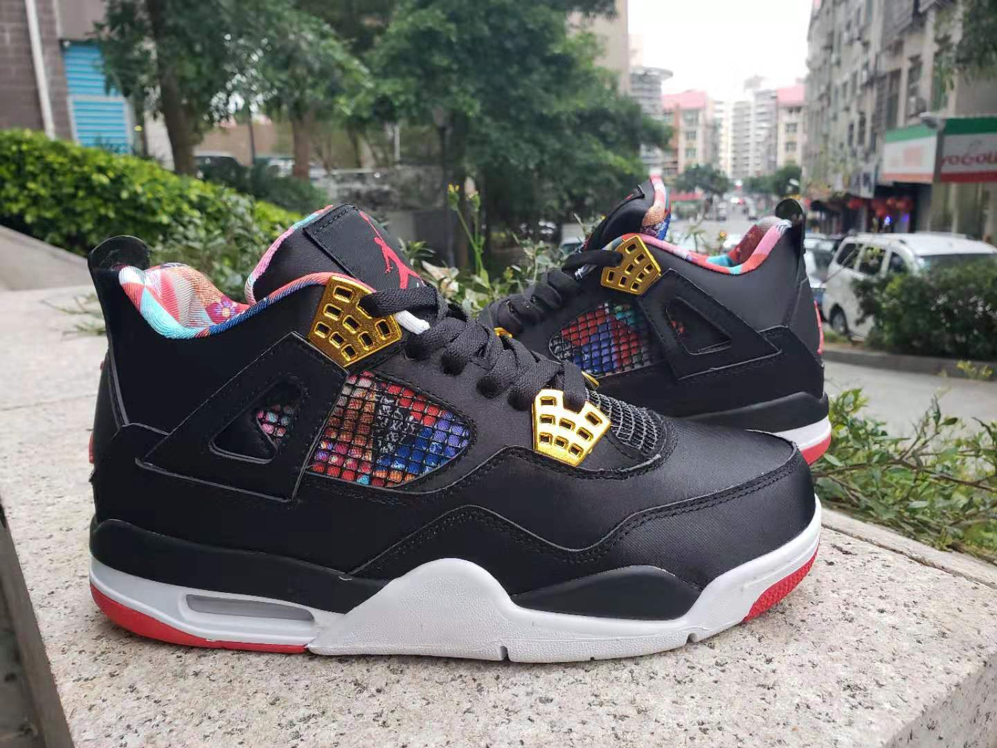 Air Jordan Shoes 4 Chinese Pig Year For Cheap