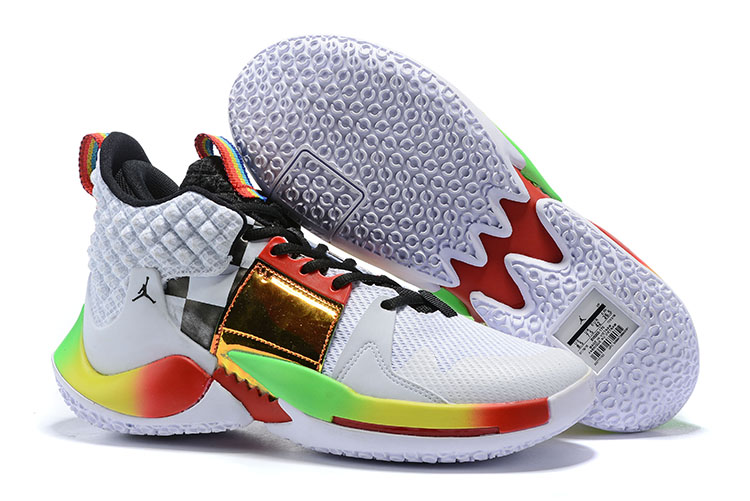 Jordan Why Not Zer0.2 Westbrook 2 Rainbow For Cheap