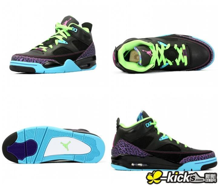 2015 Mandarick Duck Jordan 3 Shoes