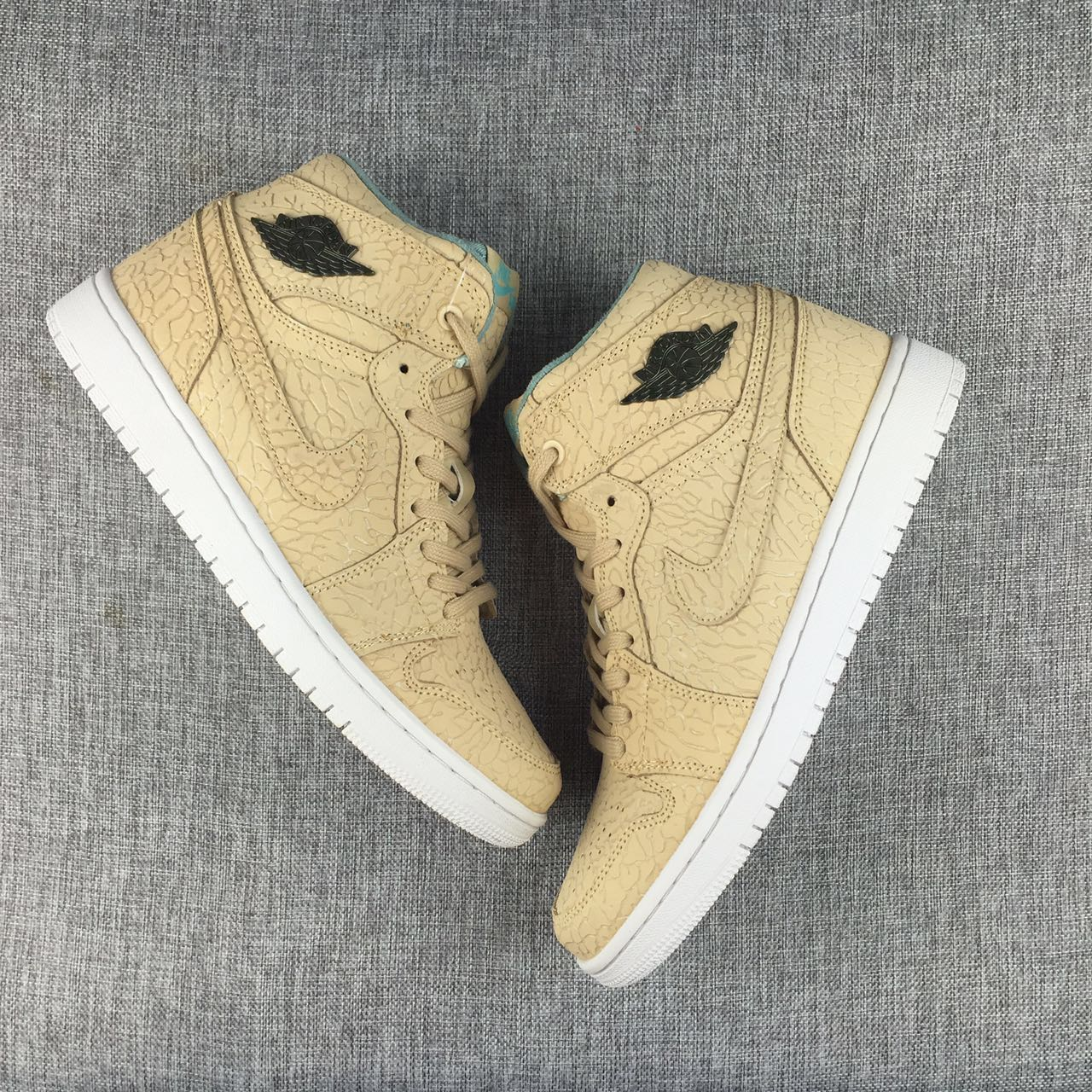 Men Air Jordan 1 Retro Pearl Shoes