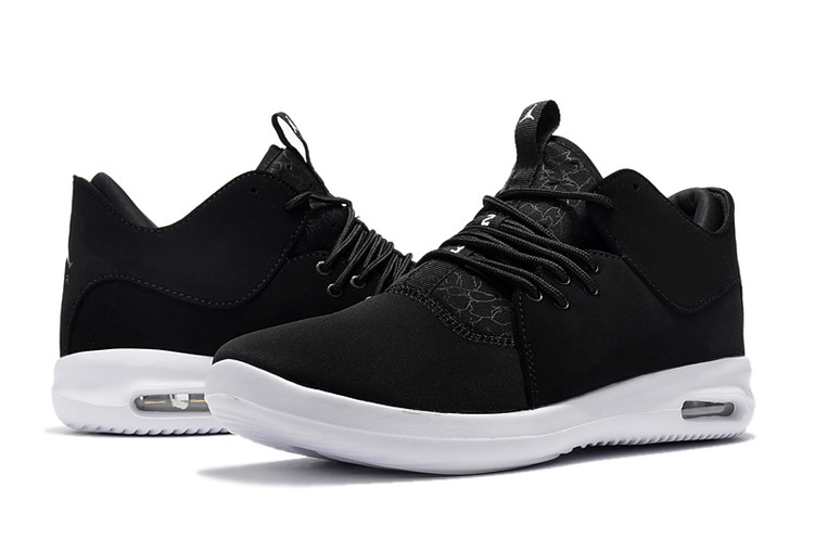 Mens Jordan Running Shoes 2018 Black White