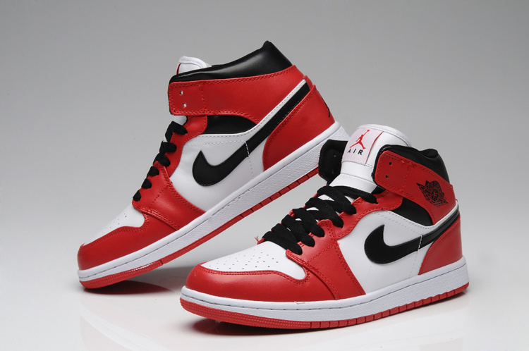 2013 Jordan 1 Retro Red White