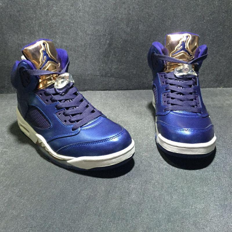 size 40 9a8c6 bb5ac New Air Jordan 5 Retro Bronze