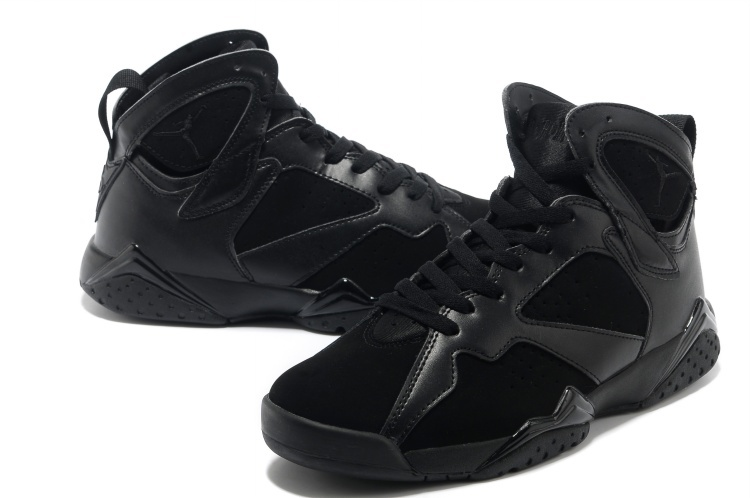 best website c6097 ee3c8 Latest Jordan 7 Retro All Black For Sale