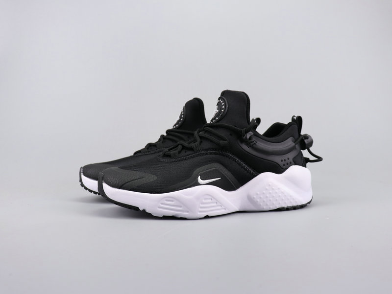 2019 Nike Air Huarache 8 Black White