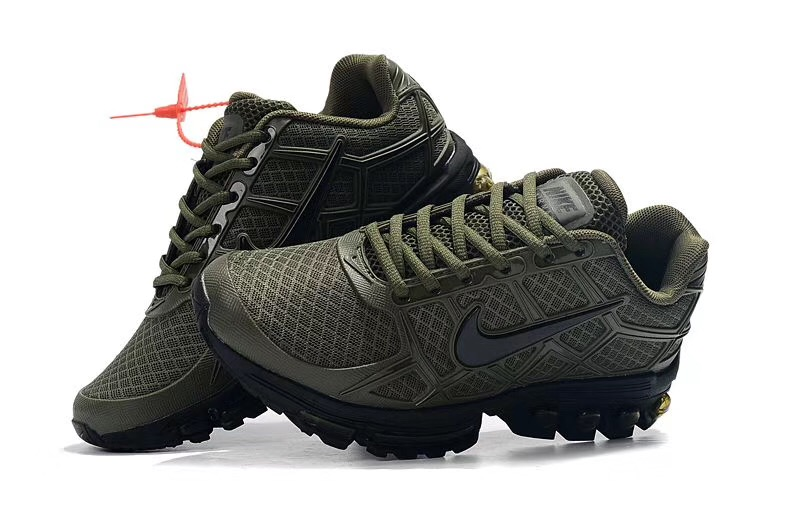 Nike Air Max 2019 Blazer Army Green Black Shoes