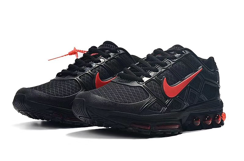 Nike Air Max 2019 Blazer Black Red Shoes