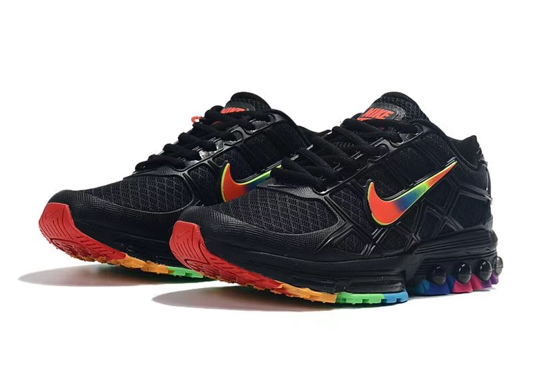 Nike Air Max 2019 Blazer Black Rianbow Shoes